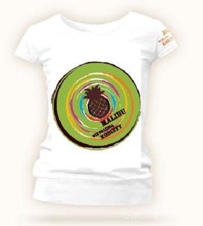 MALIBU Koszulka własnego projektu