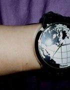 zegarek globus