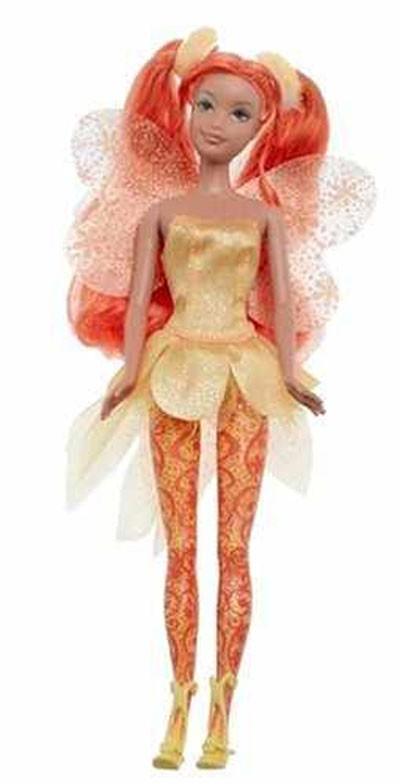 Zabawki BARBIE Fairytopia Dandelion mattel