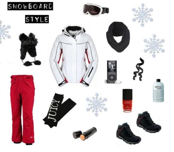 Snowboard Style...