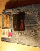 spodnie dżinsowe...