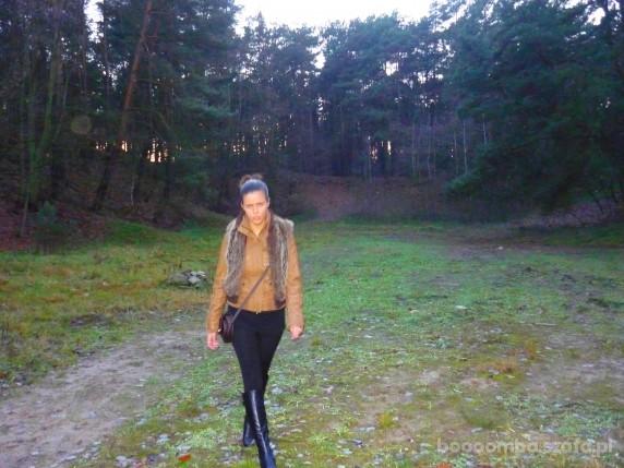 Mój styl jesienny spacerek