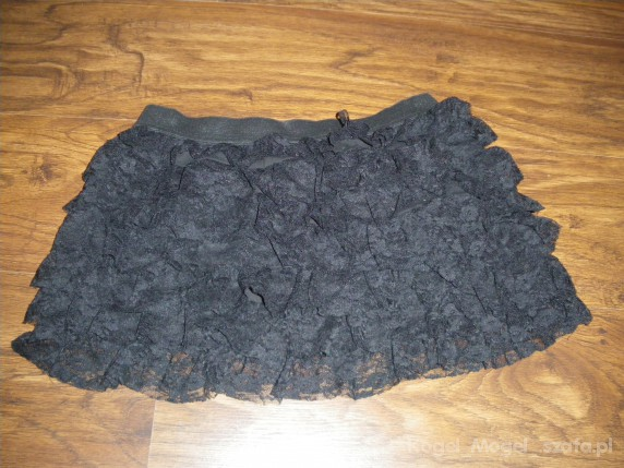 Spódnice koronkowa