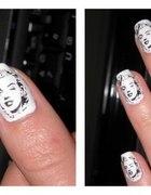 Marylin Monroe Manicure