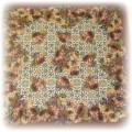 PIĘKNA CHUSTA FLOWER XL