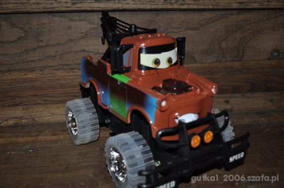 Zabawki Nowy ZŁOMEK BOHATER BAJKI CARS AUTA