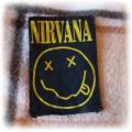 naszywka rock grunge NIRVANA