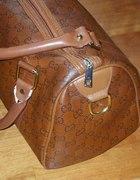 Karmelowy kuferek jak Gucci
