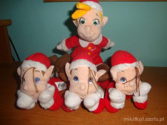 Zabawki 4 Elfiki