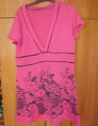 kolejna różowa tunika