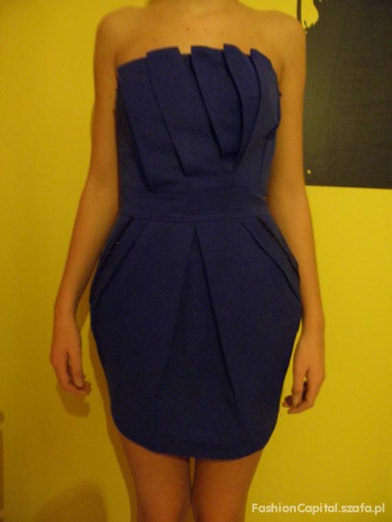 Suknie i sukienki śliczna sukienka Reserved nowa 36