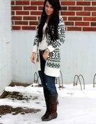 Zimowy sweterek Inspiracja...