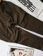 Moje ukochane spodnie z bufkami
