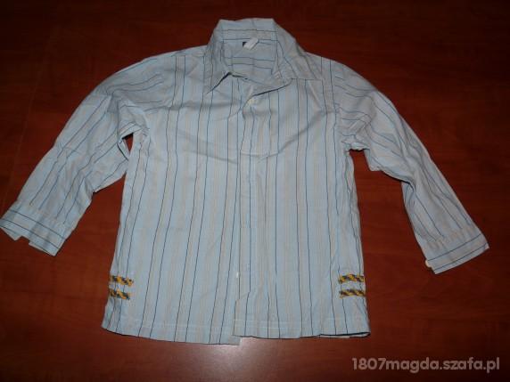 Koszulki, podkoszulki elegancka koszula