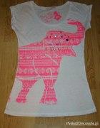 Bluzeczka Tally Weijl neon