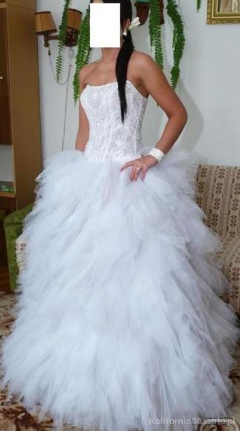 Moja suknia slubna...
