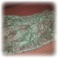 zielona chustka