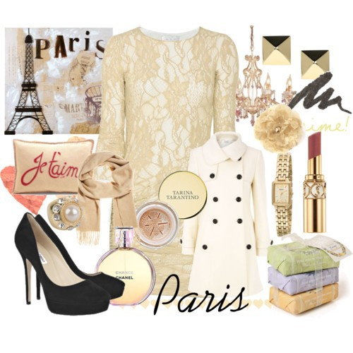 Eleganckie Paris