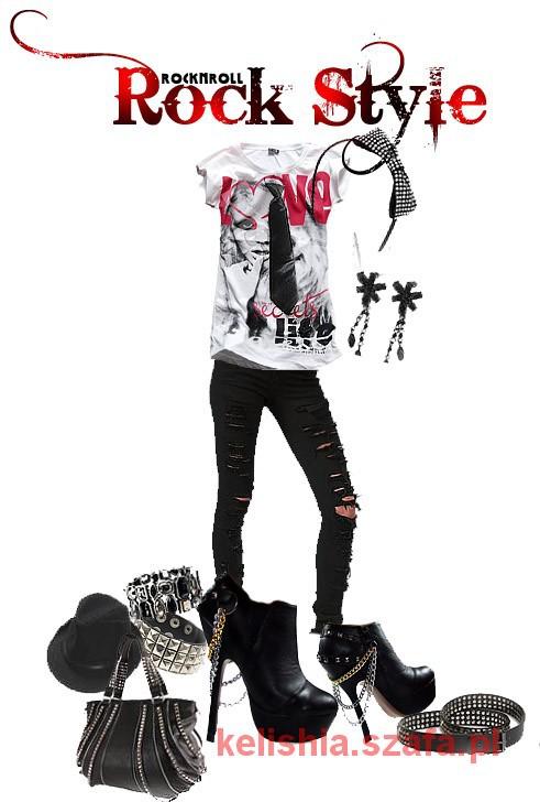 Imprezowe Rock Style