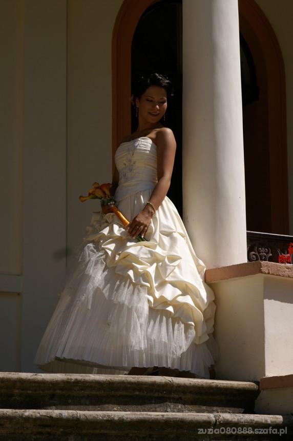 Na specjalne okazje moja ślubna suknia
