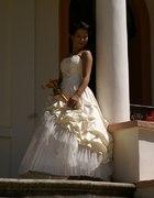 moja ślubna suknia