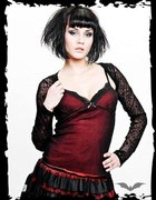 Bolerko Sheer Lace od Queen of Darkness...