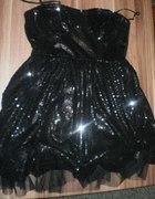 cekinowa sukienka cudo...