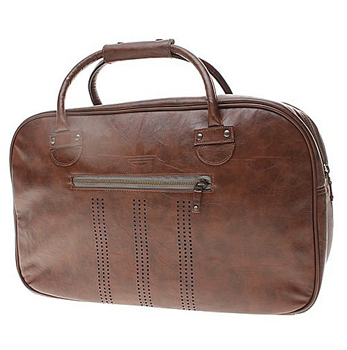 Adidas Originals HERI SPO HOLDALL Leather Duffle