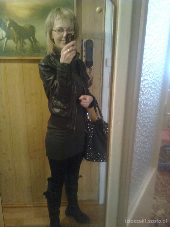 Mój styl Tunika w wersji z kurtką