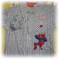 Koszula chłopięca SPIDERMAN 98