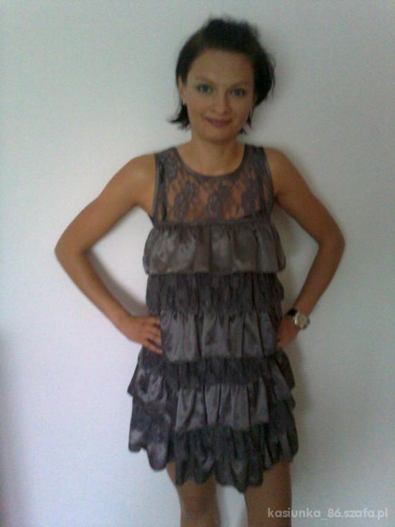 Imprezowe sukienka atmosphere