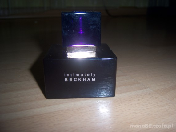 Nowe PERFUMY Beckham Intimately 30ml okazja z UK