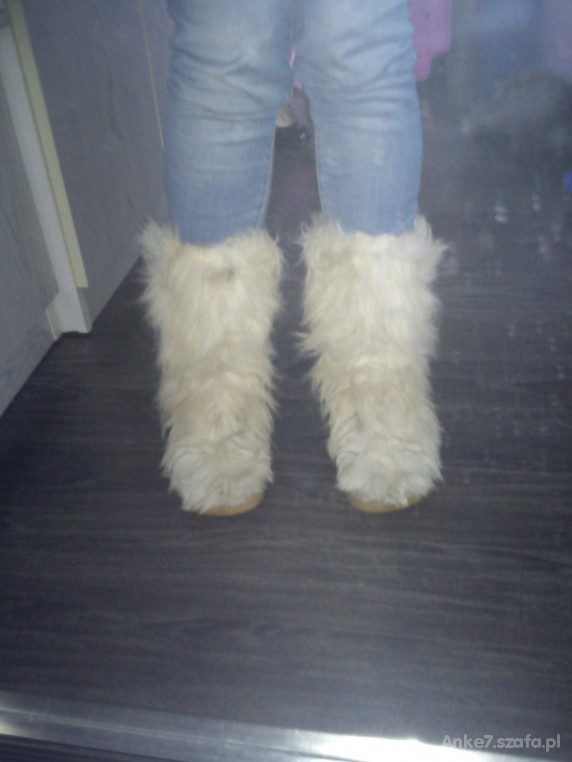 moje futrzaki bialo kremowe