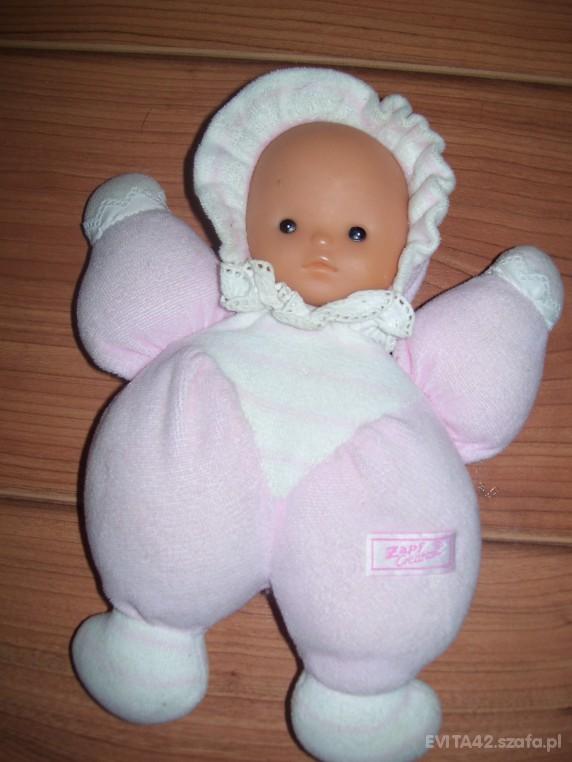 Zabawki Pierwsza mięciutka laleczka