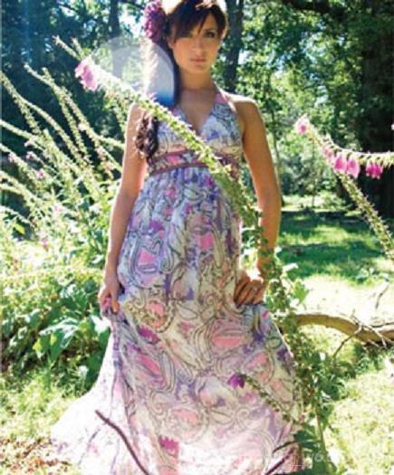 Wasze inspiracje maxi dress