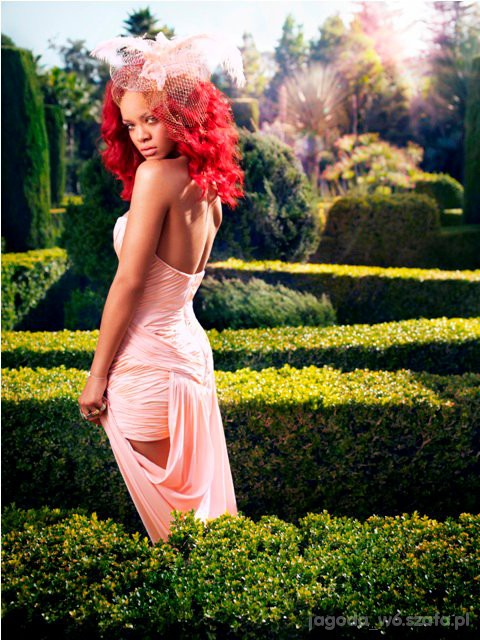 Wasze inspiracje Rihanna