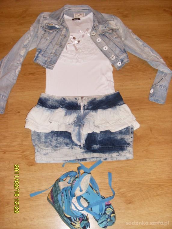 Mój styl Zestaw Jeans