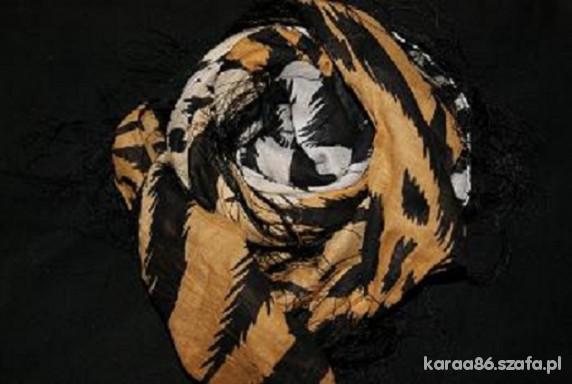 Chusty i apaszki chusta tygrysia