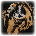 tygrysia chusta