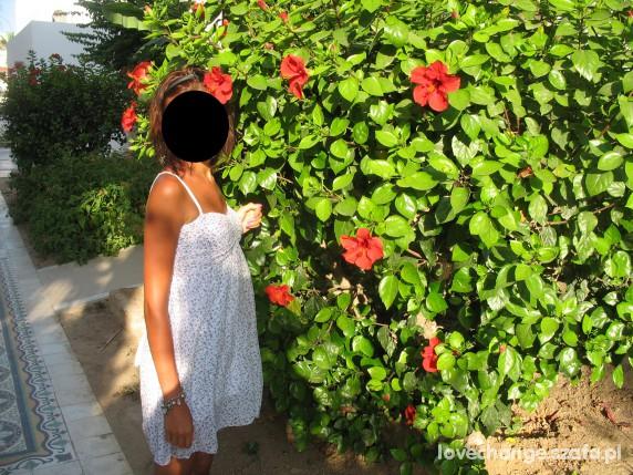 Sexi zwiewna sukienka na lato