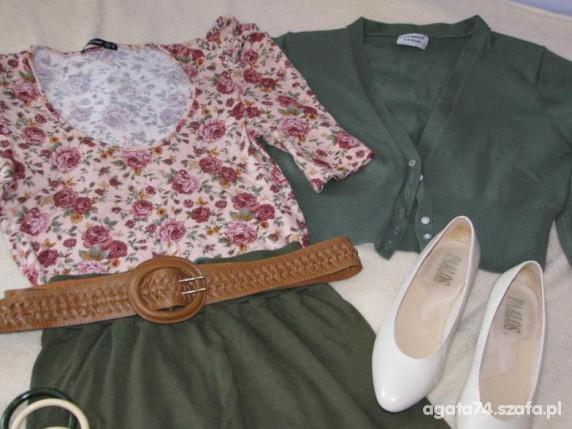 Mój styl kwiaty i zielen