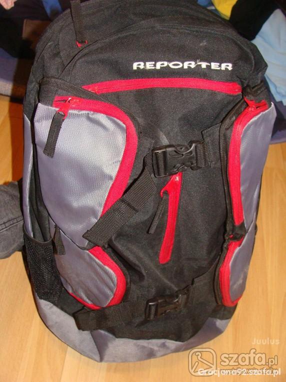 plecak reporter w Plecaki Szafa.pl