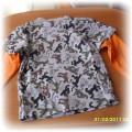 super koszulka z tygryskiem