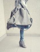 uwielbiam duże torby