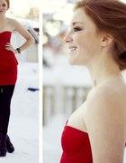 15 czerwone sukienki
