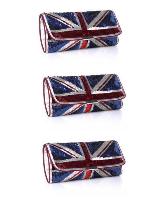Piękna flaga UK...