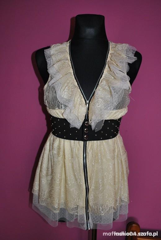 Suknie i sukienki boska koronka