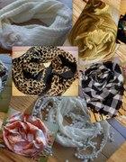 Moja kolekcja szalików i apaszek...