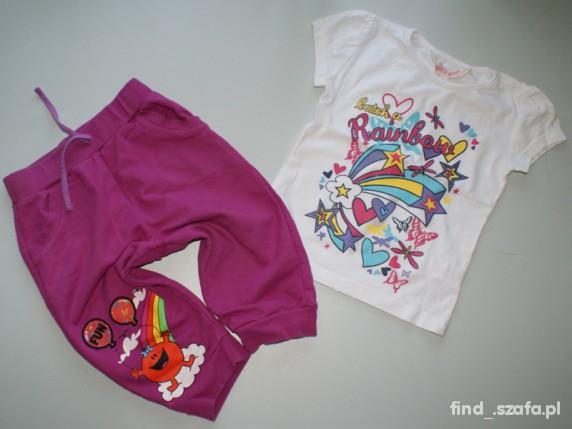 Komplety Spodnie i bluzka