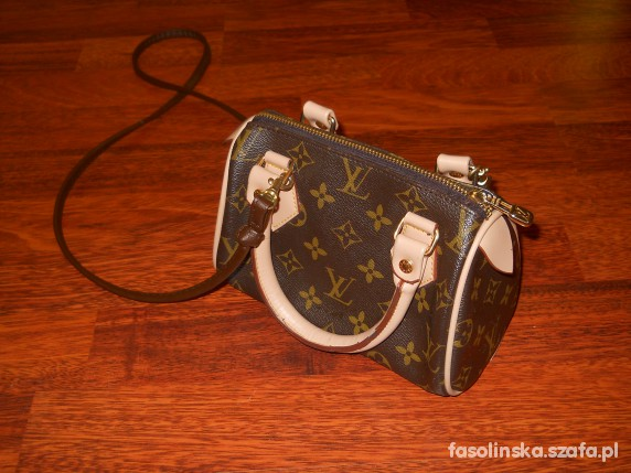 cd1adc0bae325 mała torebka kuferek LV Louis Vuitton w Torebki na co dzień - Szafa.pl